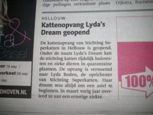 Brabants Dagblad 14-06-2012 // Klik op de foto om hem te vergroten.