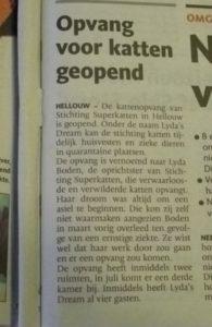 Gelderlander 5-06-2012 // Klik op de foto om hem te vergroten.