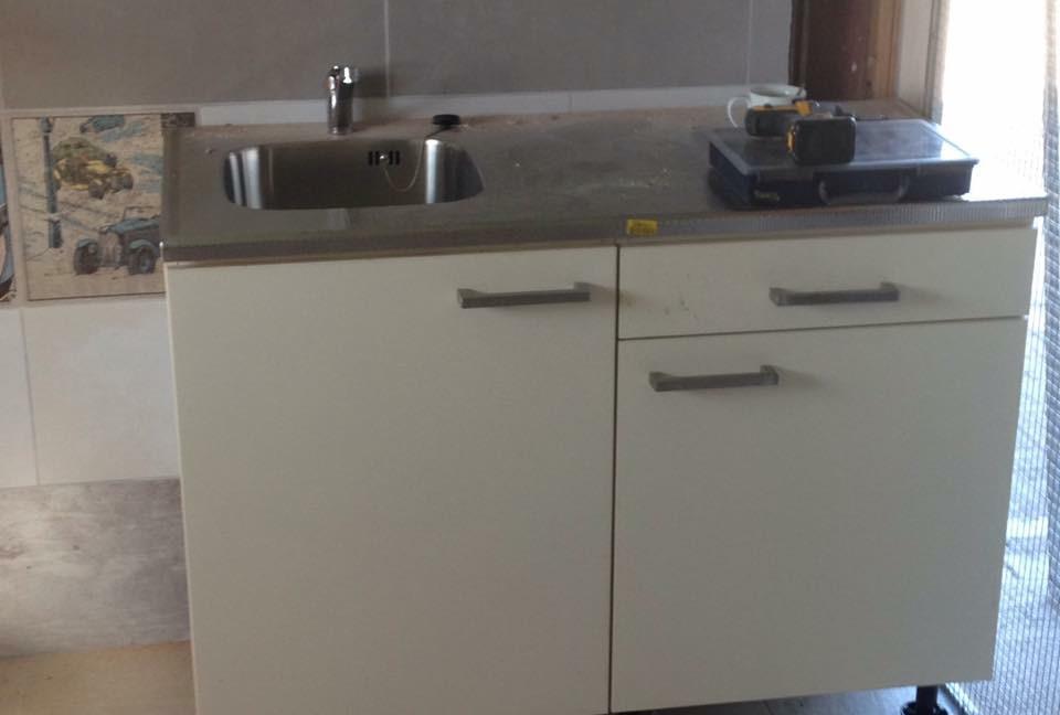 Keukenblok 1 meter